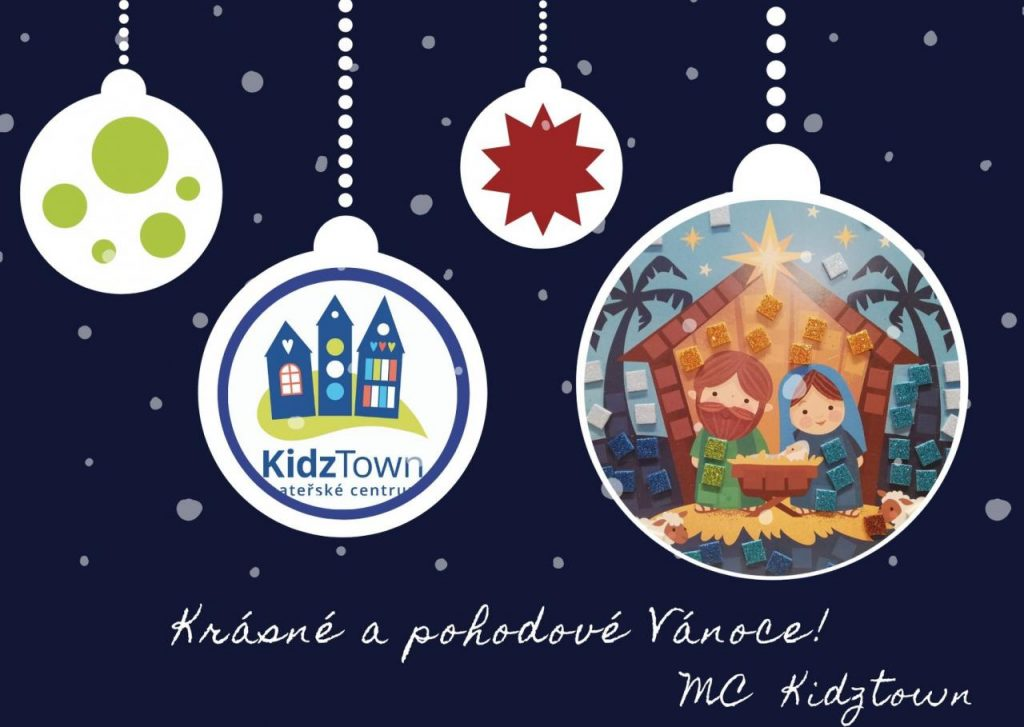 Vánoce v KidzTownu